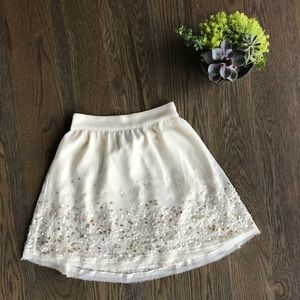 Urban Outfitters Skirts - Urban Outfitters embellished skirt
